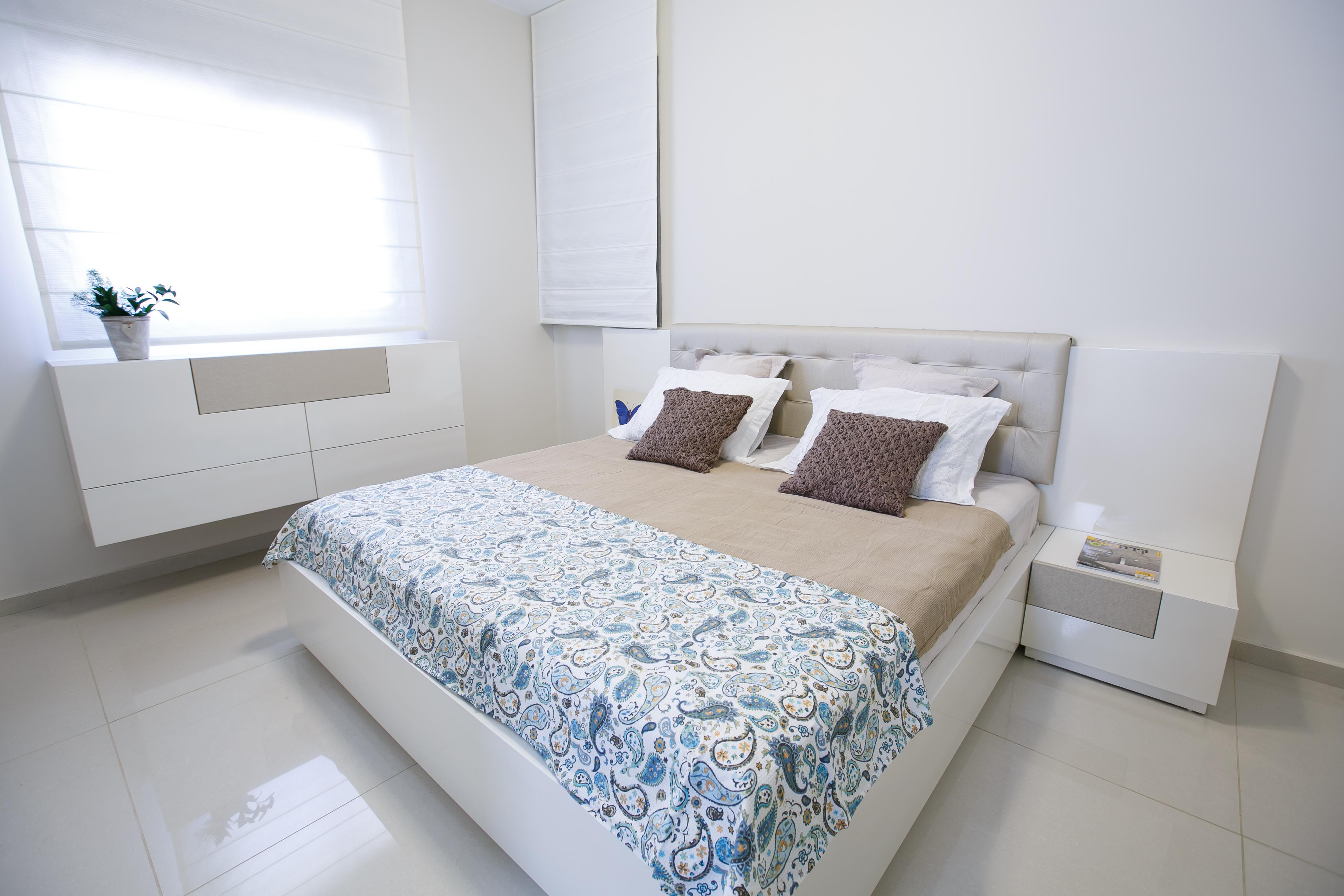 עיצוב חדרי שינה הורים